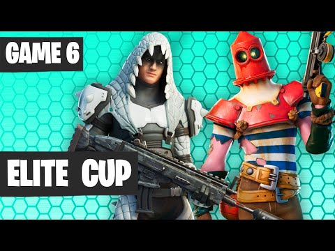 Game 6 Elite Cup Highlights - Fortnite Tournament 2020