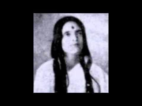 Manish Vyas - Shivoham - Anandamayi Ma /  Ramana Maharshi