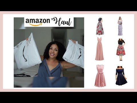 146235135727 Lade Featuring: AliExpress & Boohoo try on haul |Dresses, prom dresses,  jeans, joggers