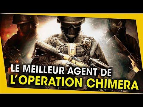 LE MEILLEUR AGENT D'OPÉRATION CHIMERA ! RAINBOW SIX SIEGE