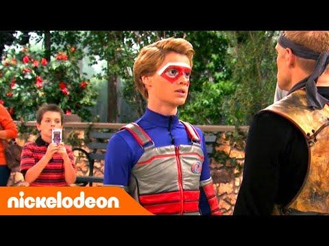 Henry Danger   Henry bat Drex   Nickelodeon France