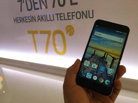 Turkcell T70 Ön Değerlendirme
