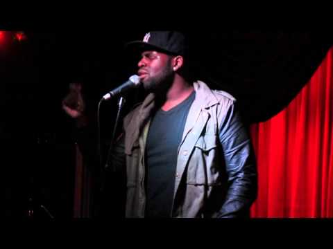 """Trevin Hunte covers """"Free Fallin"""" Live at The Mint Los Angeles, CA 2013"""