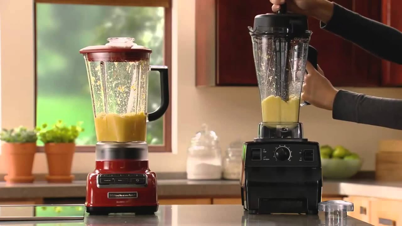 liquidificador diamond kitchenaid vs vitamix youtube