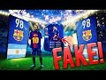 TOP 10 FAKE PACKS IN FIFA HISTORY!!!