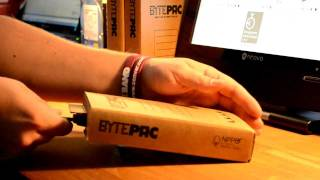 Baixar BytePac - The new kind of external hard drive - good for you, your data and the environment