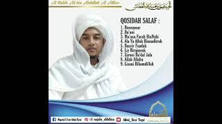 """Kumpulan Qosidah Salaf """" Al Habib Ali Bin Abdullah Al Atthos"""""""
