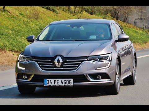 Test - Renault Talisman