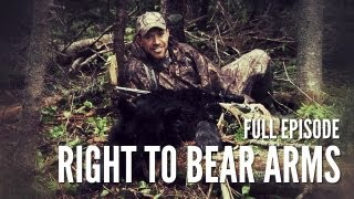 Canadian Black Bear Hunt | Right to Bear Arms