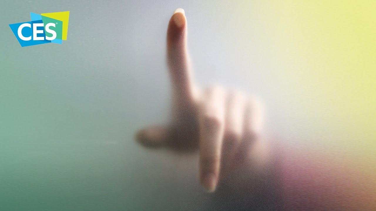 Будущее на кончиках пальцев - первый в мире экран передающий текстуру