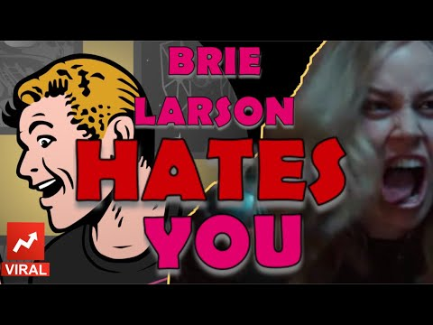 BRIE LARSON'S UGLY SJW ATTITUDE IS KILLING CAPTAIN MARVEL BEFORE IT EVEN ARRIVES! We need to talk.