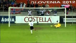 Nederland vs Duitsland  Finale U17 Finale 1-1  penals (5-4)