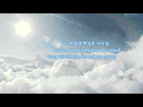 [Vietsub+Kara][FMV] Fly to the Sky - Missing You