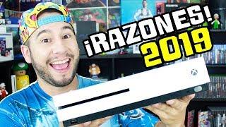 5 RAZONES PARA COMPRAR UN XBOX ONE EN 2019