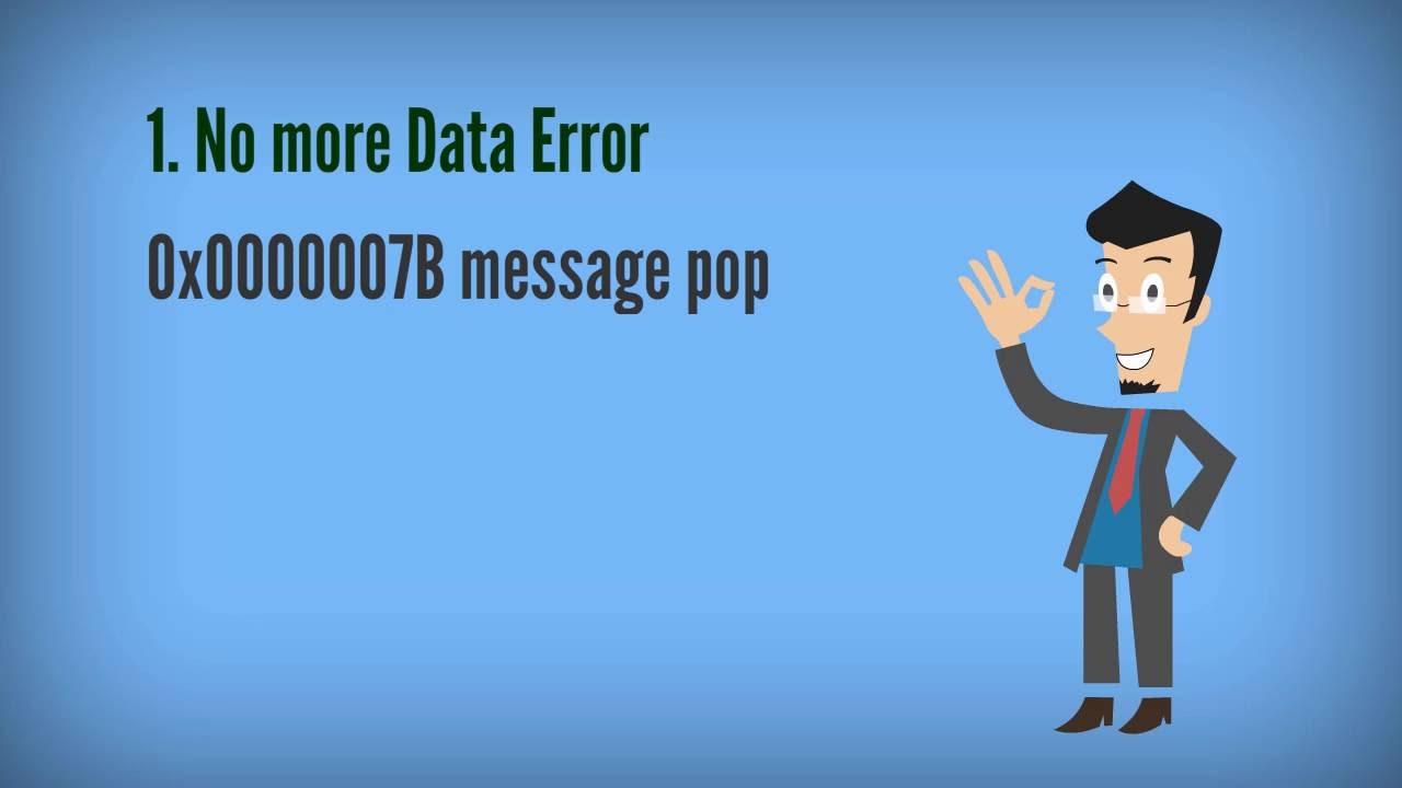 How to easily fix Error Code 0x0000007B