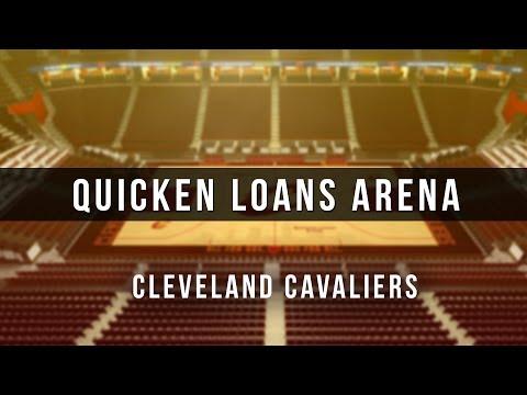 3D Digital Venue - Quicken Loans Arena (NBA Cleveland Cavaliers)