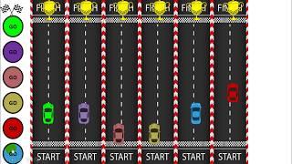 PowerPoint- Hướng dẫn thiết kế game đua xe