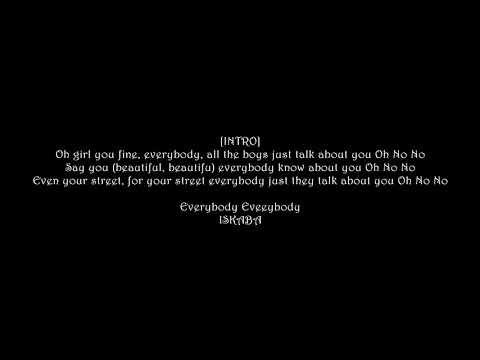 Wande Coal - Oh No No lyrics video