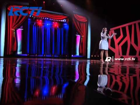 Angel Pieters Cover I Will Always Love You - Hut SMN #9Reatness 26 April 2014