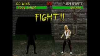 Mortal Kombat II (Arcade) - Play as Noob Saibot!