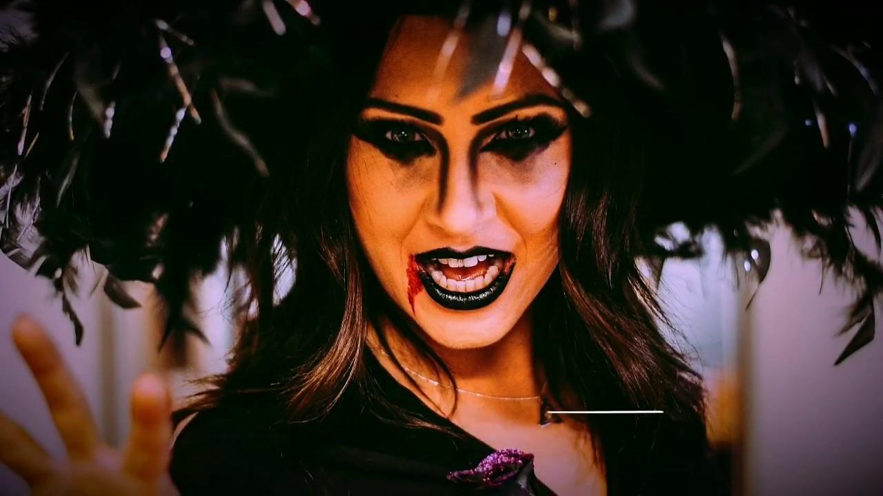 La sorcière, maquillage facile !!!