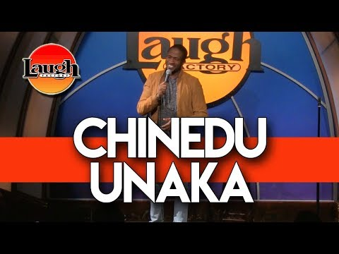 Chinedu Unaka | Emojis | Laugh Factory Stand Up Comedy
