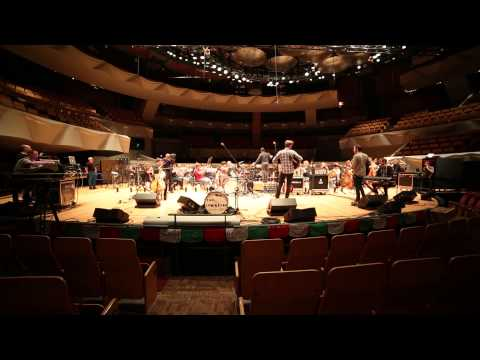 "The Lumineers with The Colorado Symphony Rehearsal ""Dead Sea"""