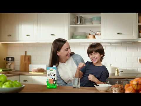 Arla 100% Pure Organic Milk