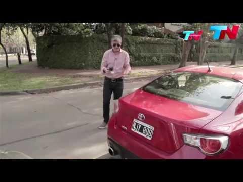 TN Autos Con Mat as Antico Test Toyota 86 Bloque 1 Programa 8