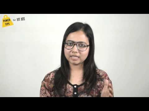 Power tips for IIT JEE Students - Chemistry: Organic & Inorganic Chemistry