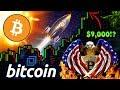 Bitcoin to SMASH $9k THIS WEEKEND?! 🚀 More BAD NEWS for USA Crypto Traders…