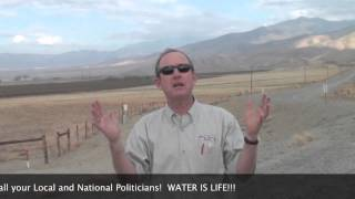California Farmers Need Water and Not Politics!