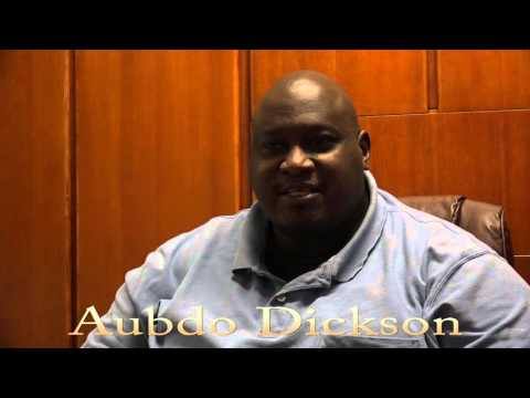 Aubdo Dickson - Memory Room - Oral History Video