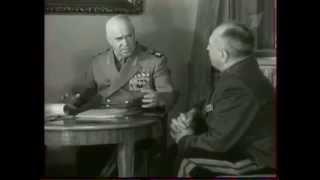 Маршал Георгий Жуков рассказывает как очевидец и участник в Великой отечественной войны Уникальные к