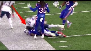 NFL: DIRTY Plays of
