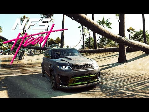 Need For Speed Heat | Range Rover Off Road Build