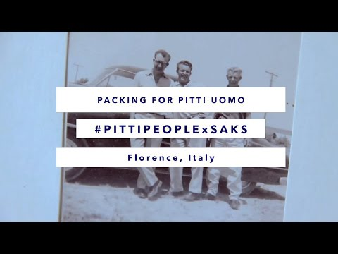 Pitti People Find Inspiration From Dad, Episode 3