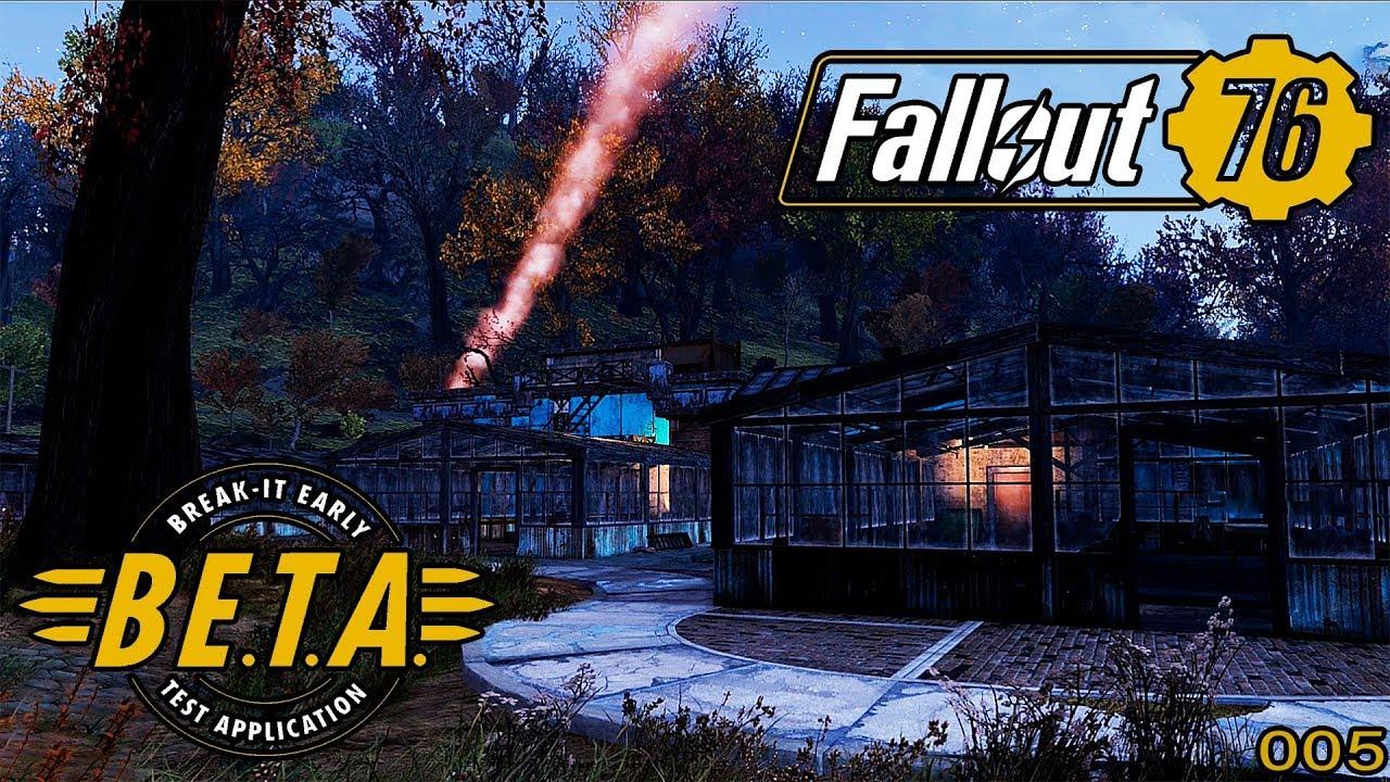 Fallout 76 Karte Deutsch.Fallout 76 005 Das Vault Tec Forschungszentrum Deutsch Beta Ps4 Let S Play Fallout 76
