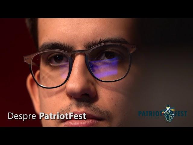 Interviu Patriotfest - Decebal Mohirta | Participă și tu pe patriotfest.ro!
