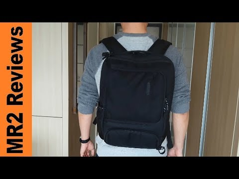 eBags Professional Slim Junior Backpack Review