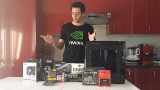 who to build a gaming pc