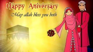 Marriage Anniversary Wishes | Happy Wedding Anniversary Message | whatsapp status