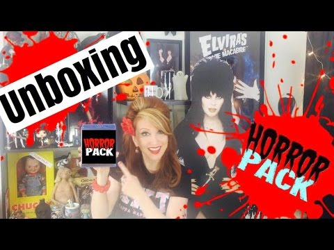 Horror Pack May Blu-Ray Unboxing & TCM