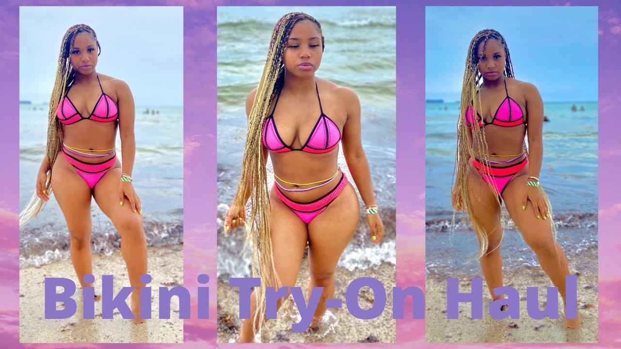 affordable bikini try on and haul *victoria secret, dior, shein, aliexpress, + more*