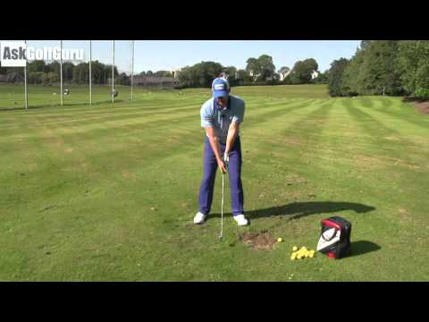Hands and Arms Golf Swing Lesson