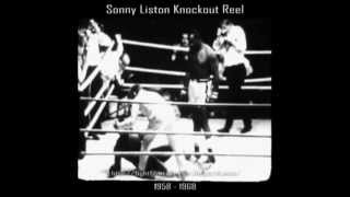The Sonny Liston Knockout Reel 1958-1968 (16mm Transfer)