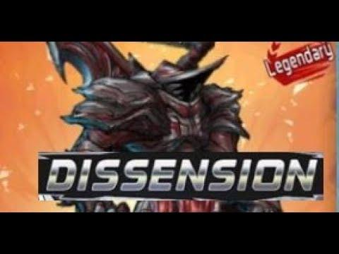 Mutants Genetic Gladiators - Consiguiendo a Disension