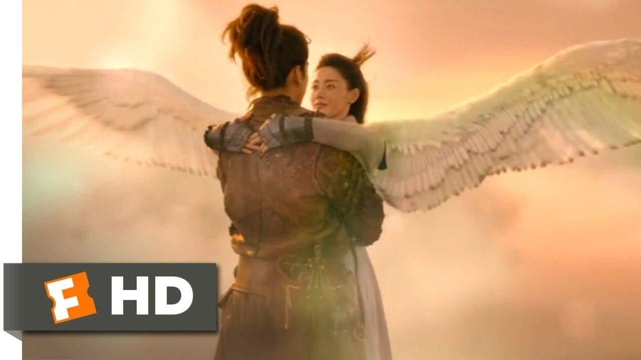 Download Clip - Legend of the Naga Pearls (2017) - Aerial Love Scene (10/10) | Movieclips
