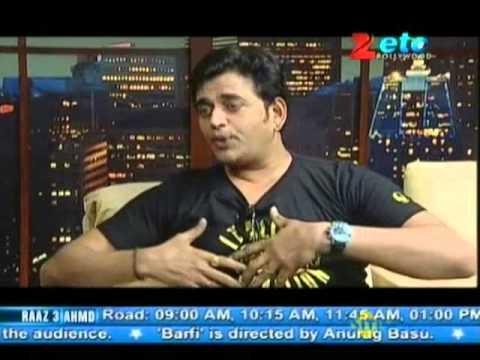 Ravi Kishan With Komal Nahta