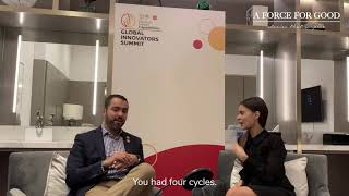 Yousuf Caires: Expo Live Global Innovators selection process